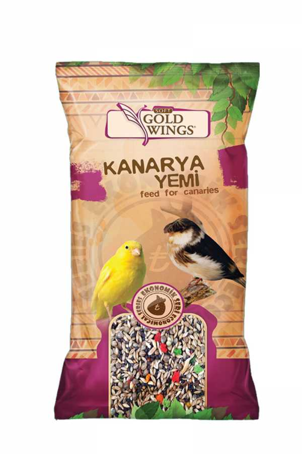 Goldwings Soft Canary Food 300 g. (20 pcs)