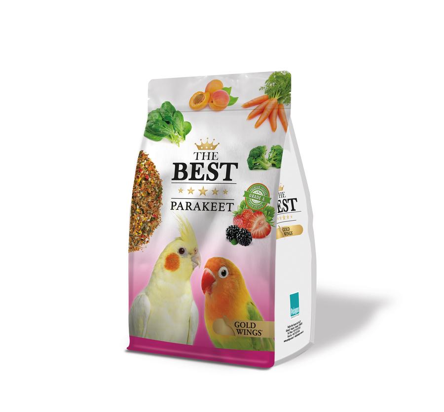 The Best Parakeet Food 1,25 Kg 4 pcs