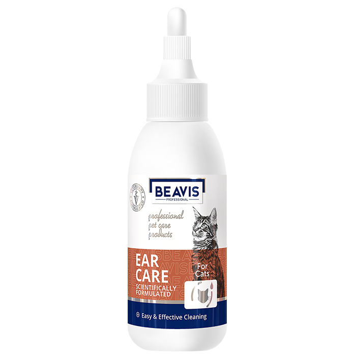 Cat Ear Care  Cleaning Solution 100 ml