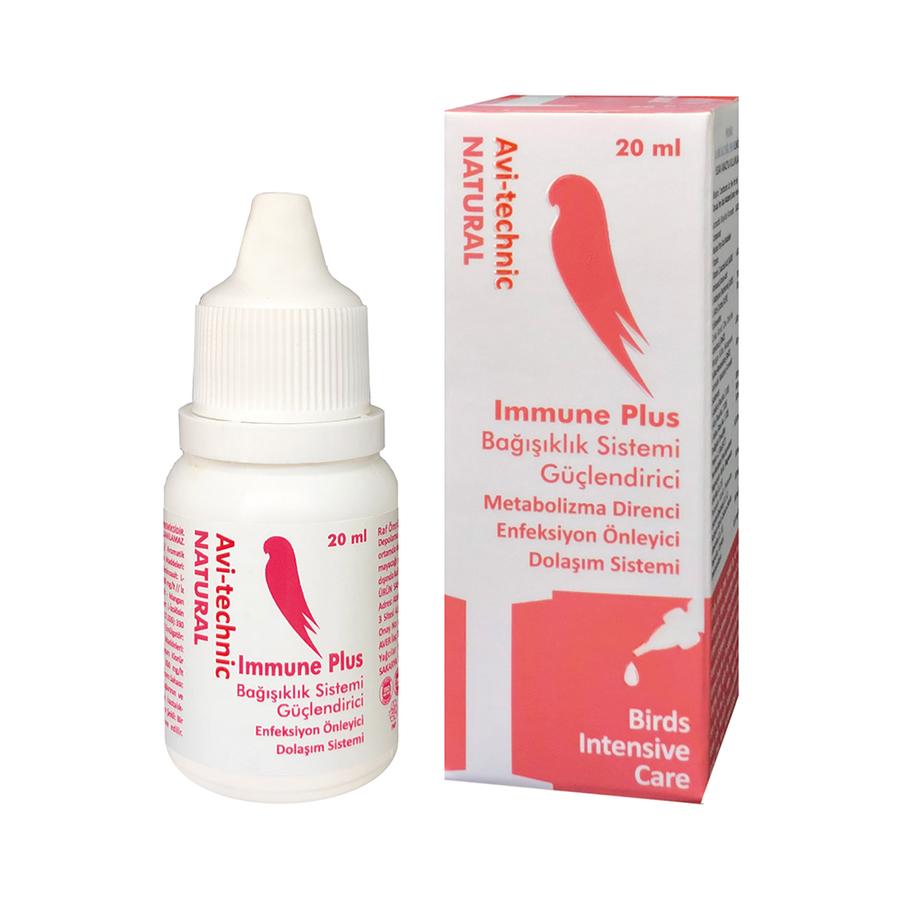 Vitamin I Immune (Enfeksiyon Önleyici) 20cc-6 Adet