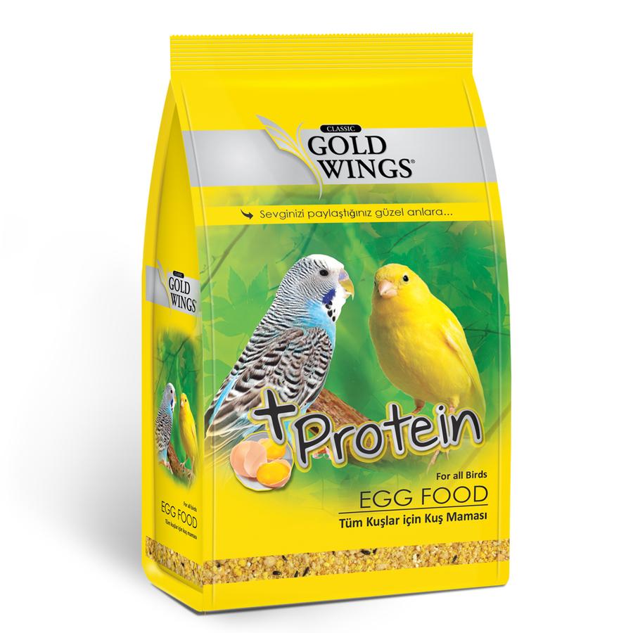 Goldwings Classic Egg Food 100 g.(12 pcs)