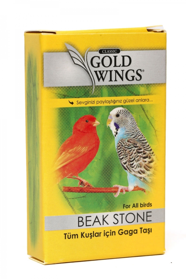 Goldwings Classic Beak Stone