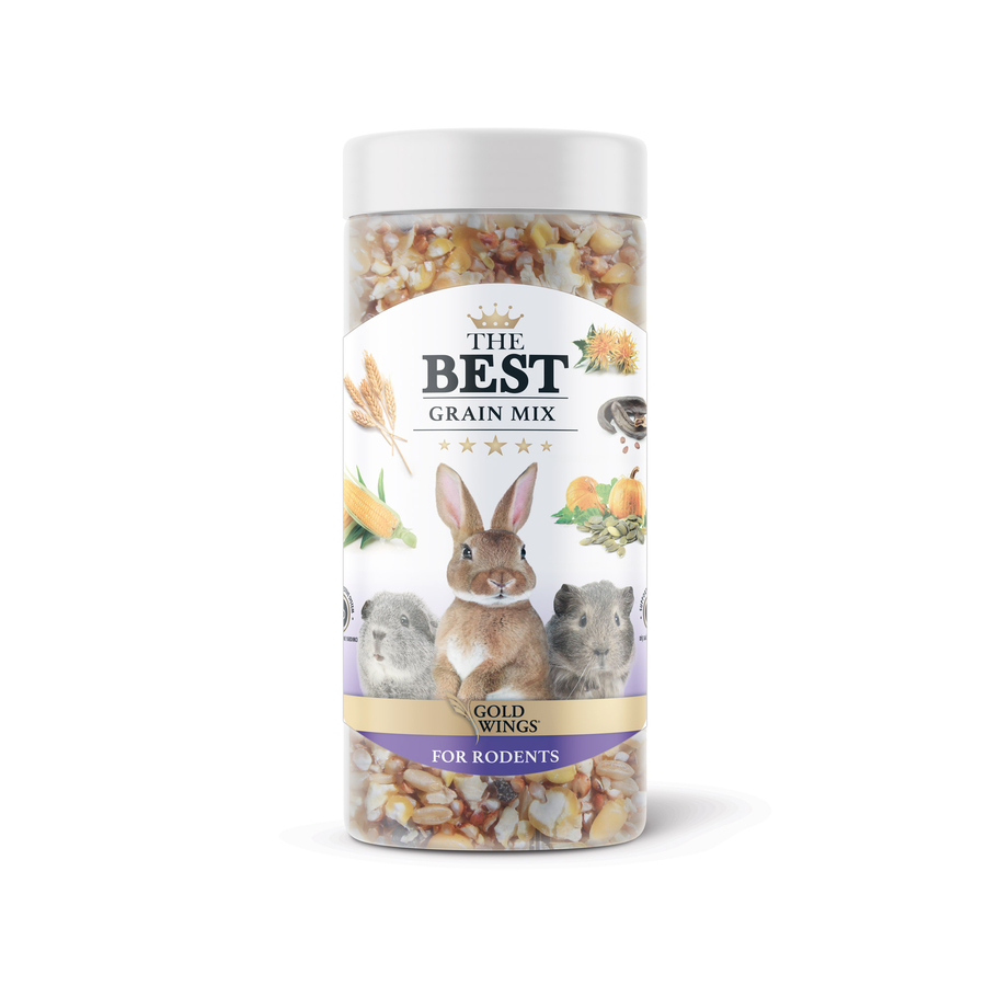 The Best Rodent Crock Snack 150 gr 6 pcs