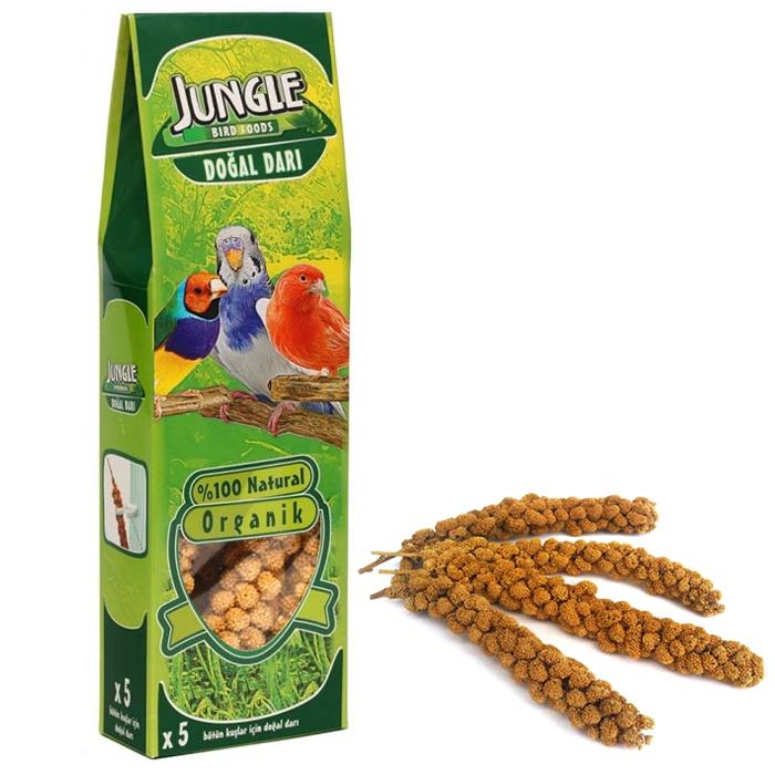 Jungle Millet Spray 5pcs 0.194grx5pcs