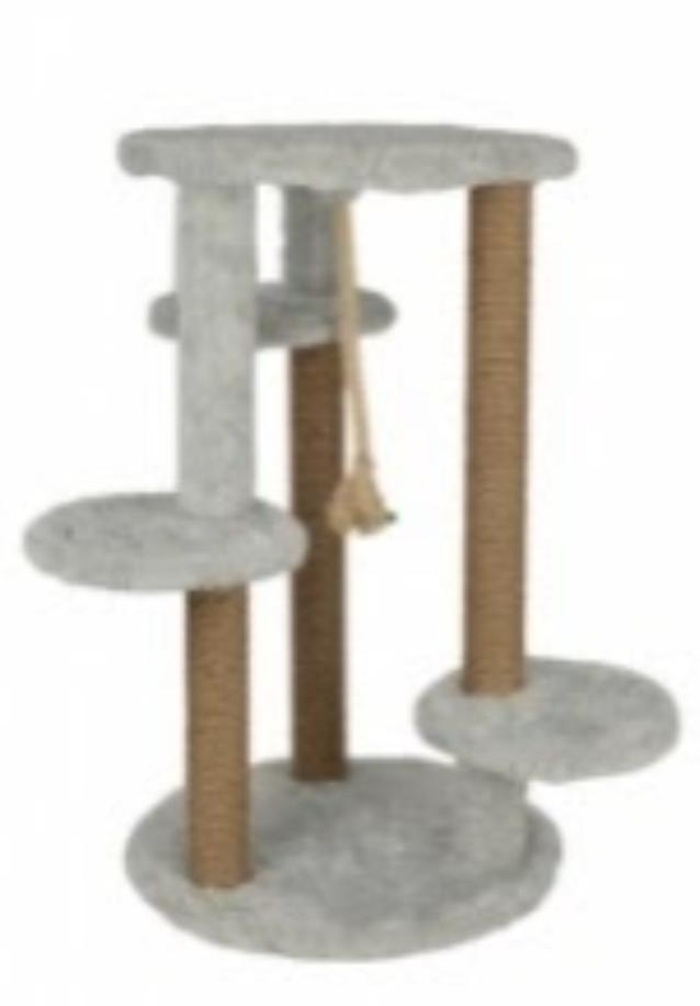 Flip Almina 3 Table Scratching 85 cm