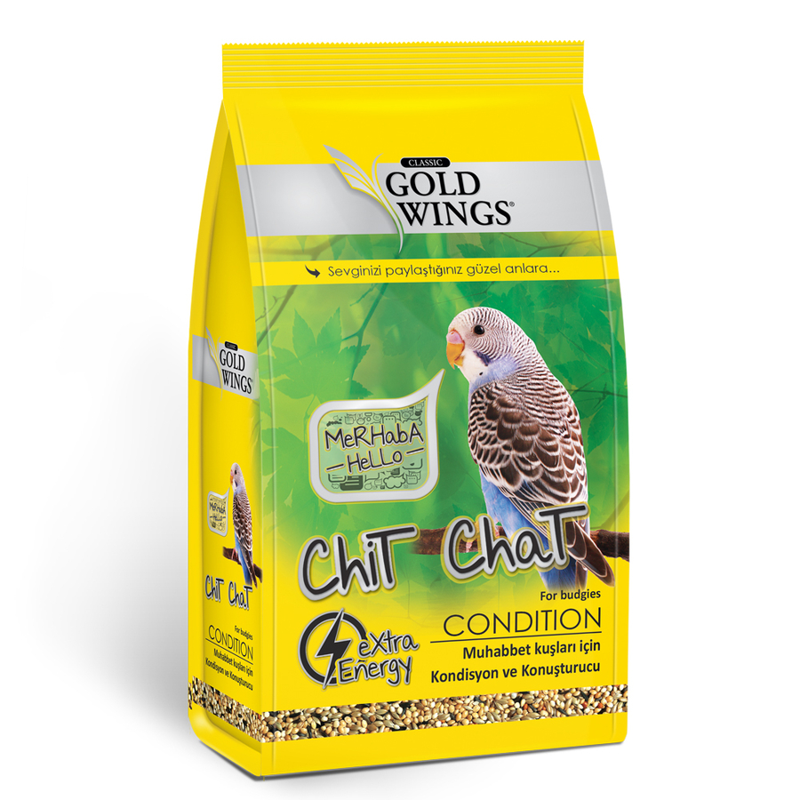 Goldwings Classic Budgie Condition Food 150 g.(12 pcs)