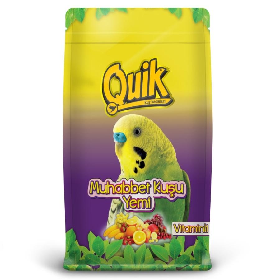 Quik Budgie Food 400 g. (10 PCS)