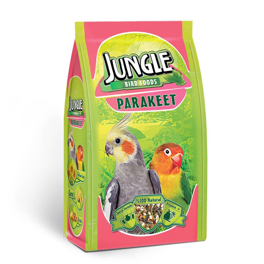 Jungle Parakeet Food 500 g.6pcs