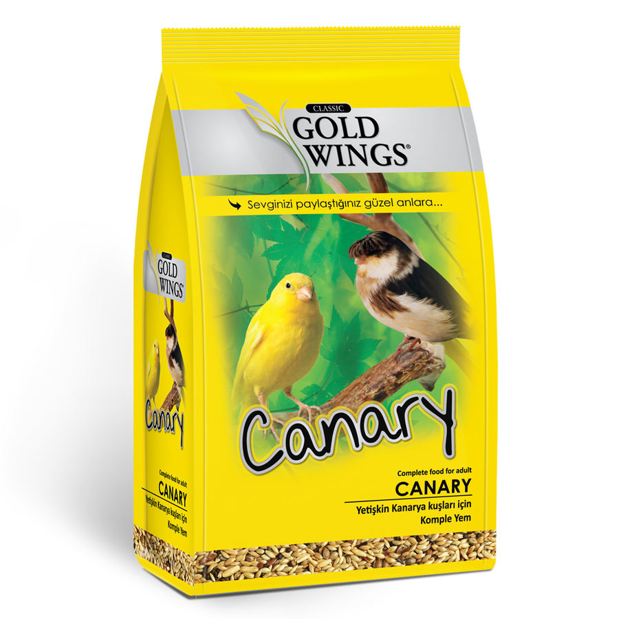 Goldwings Classic Canary Food 400 g. (6 pcs)