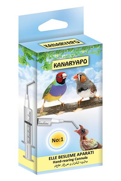 Bird Food Syringa No : 1