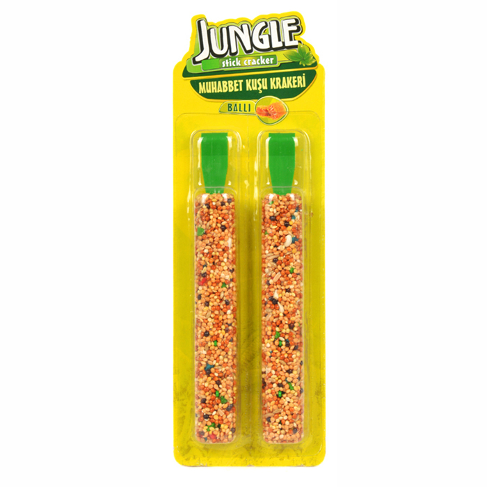 Jungle Budgie Honey Double Stick 10 pcs 0.100GRX10PCS