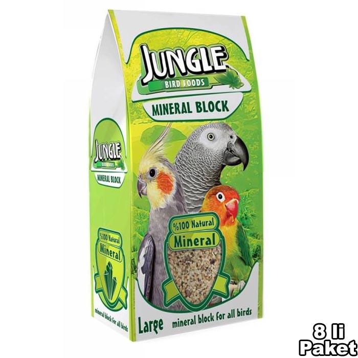 Jungle Mineral Block Large 8 pcs 0.018grx8pcs