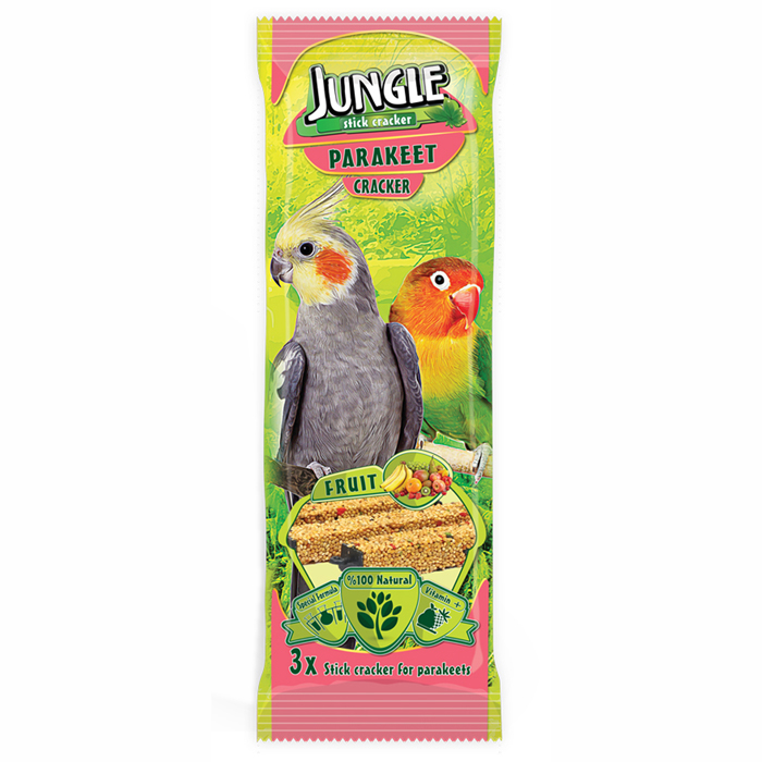 Jungle Paakeet Triple Stick 10pcs 0.095x10pcs