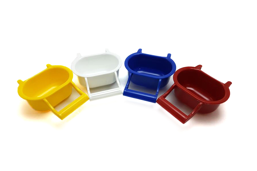 Small Lux Feeder Mix Color 10 pcs
