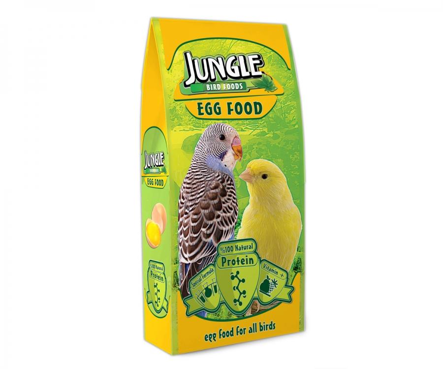 Jungle Egg Food 100 g 10 pcs