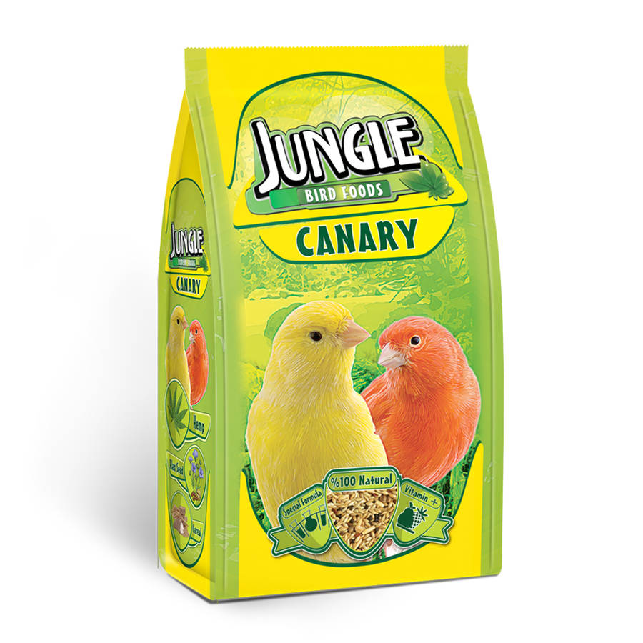Jungle Canary Food 400 g. 6pcs