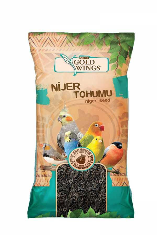 Goldwings Soft Niger Seed 250 g. (10 pcs)