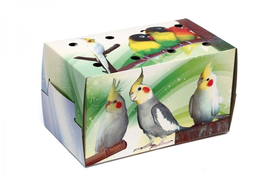 Big Bird Carton Box 25 pcs