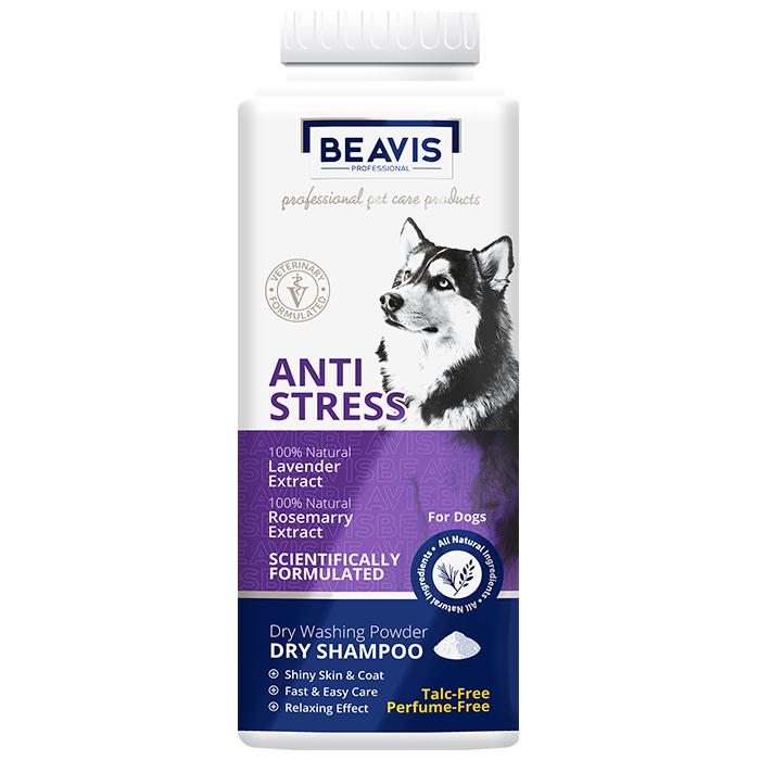 Dog Anti-Stress Dry Shampoo 150 gr