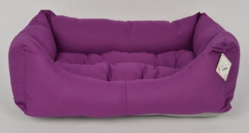 TEXTURE BED NO : 1 PLUM 55x40x15 cm