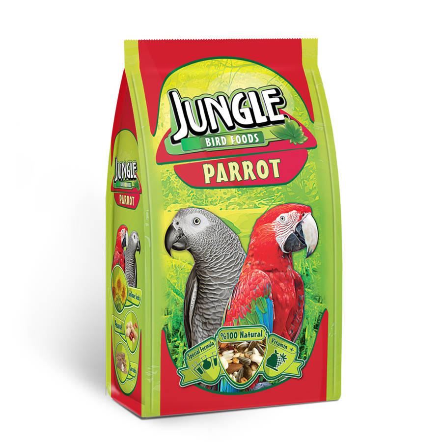 Jungle Parrot Food 500 g.6 pcs
