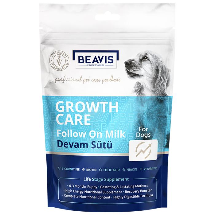 Growth Care Puppy Dog Follow on Milk 200 gr