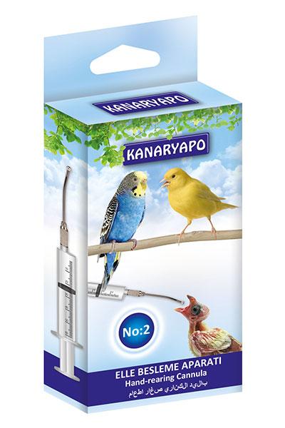 Bird Food Syringa No : 2