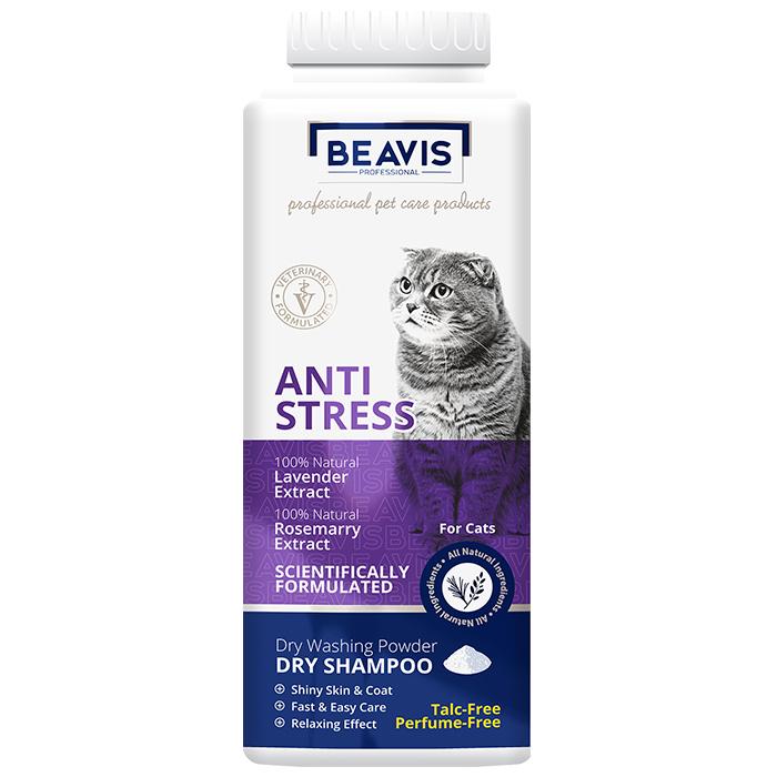 Cat Anti-Stress Dry Shampoo 150gr