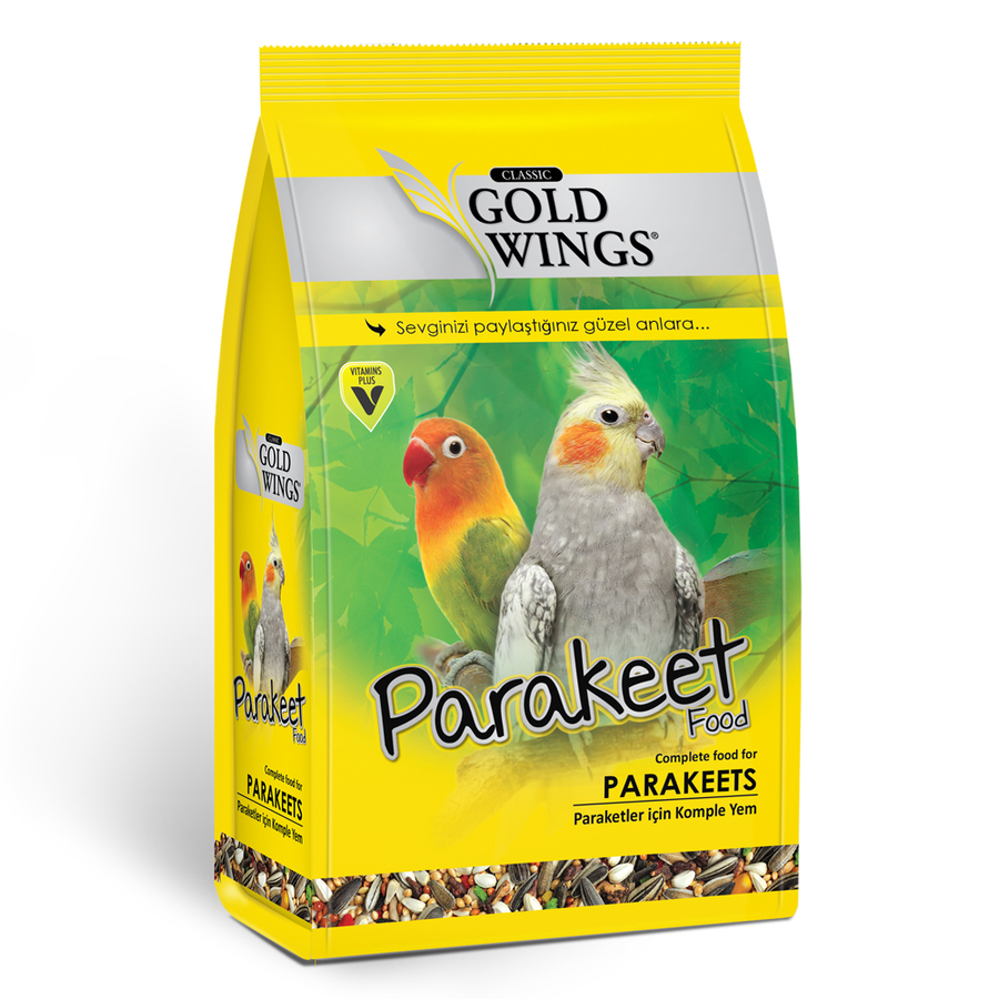 Goldwings Classic Parakeet Food 500 g.  (6 pcs)