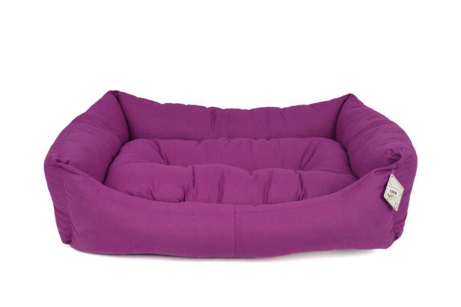 TEXTURE BED NO : 2 PLUM 65x45x20 cm