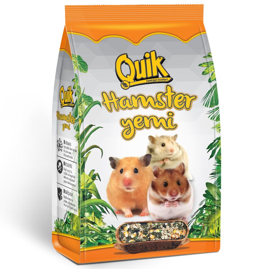 Quik Hamster Food 500 g. (6 PCS)