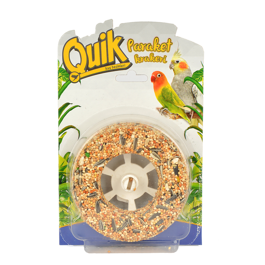 Quik Parakeet Bagel Stick (5 PCS)  0.12GRX5PCS