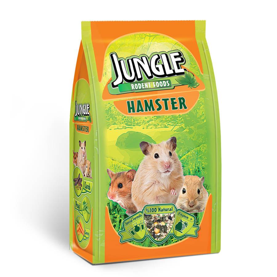 Jungle Hamster Food 500 g.6 pcs