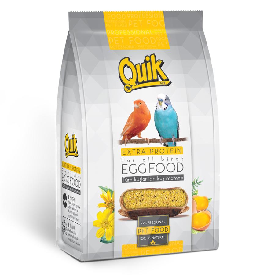 Quik Egg Food 100 g. (12 PCS)