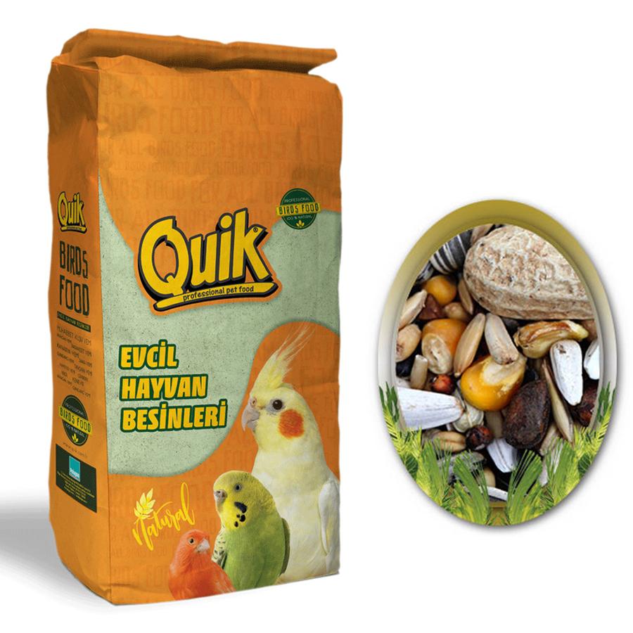Q109 Parrot Food 15 kg