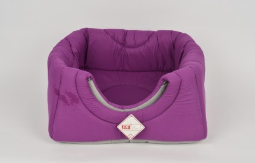 3 FUNCTION BED PLUM 40X40X52 CM