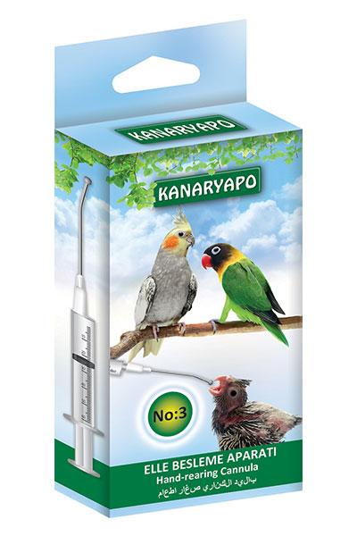 Bird Food Syringa No : 3