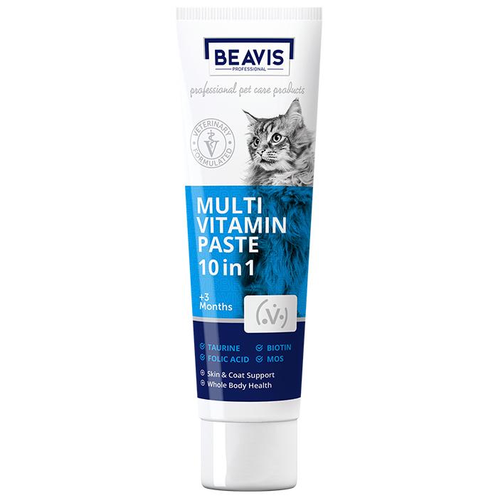 Cat Multi Vitamin Paste 10 in 1 100 ml