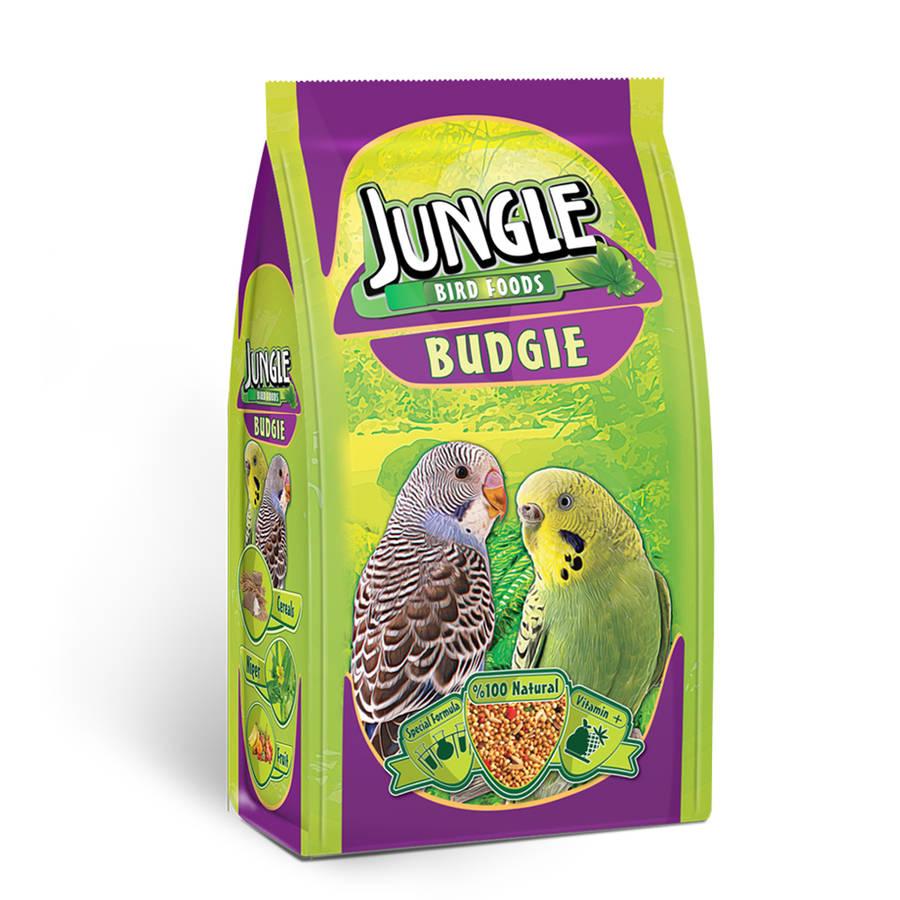 Jungle Budgie Food 400 g. 12pcs